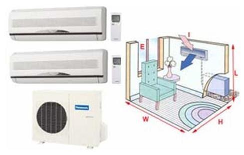 AC ruangan PK