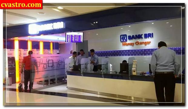 BRI Money Changer Bali