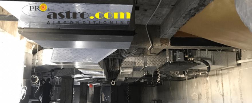 Pengadaan AC Split Duct Daikin 10 PK + Instalasi Ducting AC