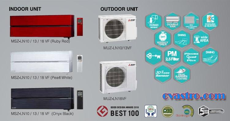 Premium Inverter AC Mitsubishi